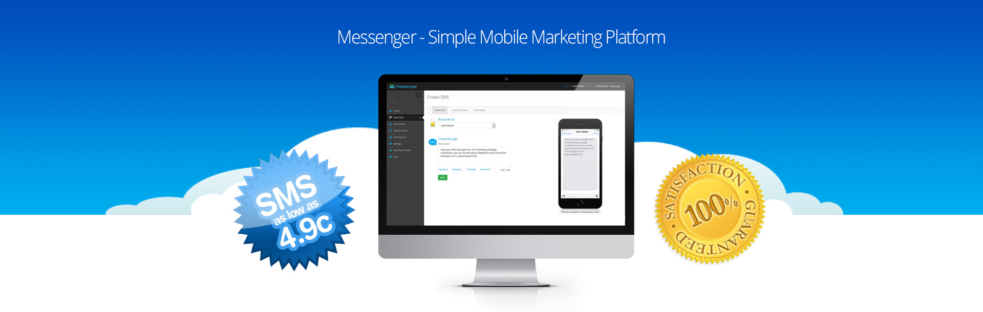 Messenger - Australian Mobile Marketing Platform